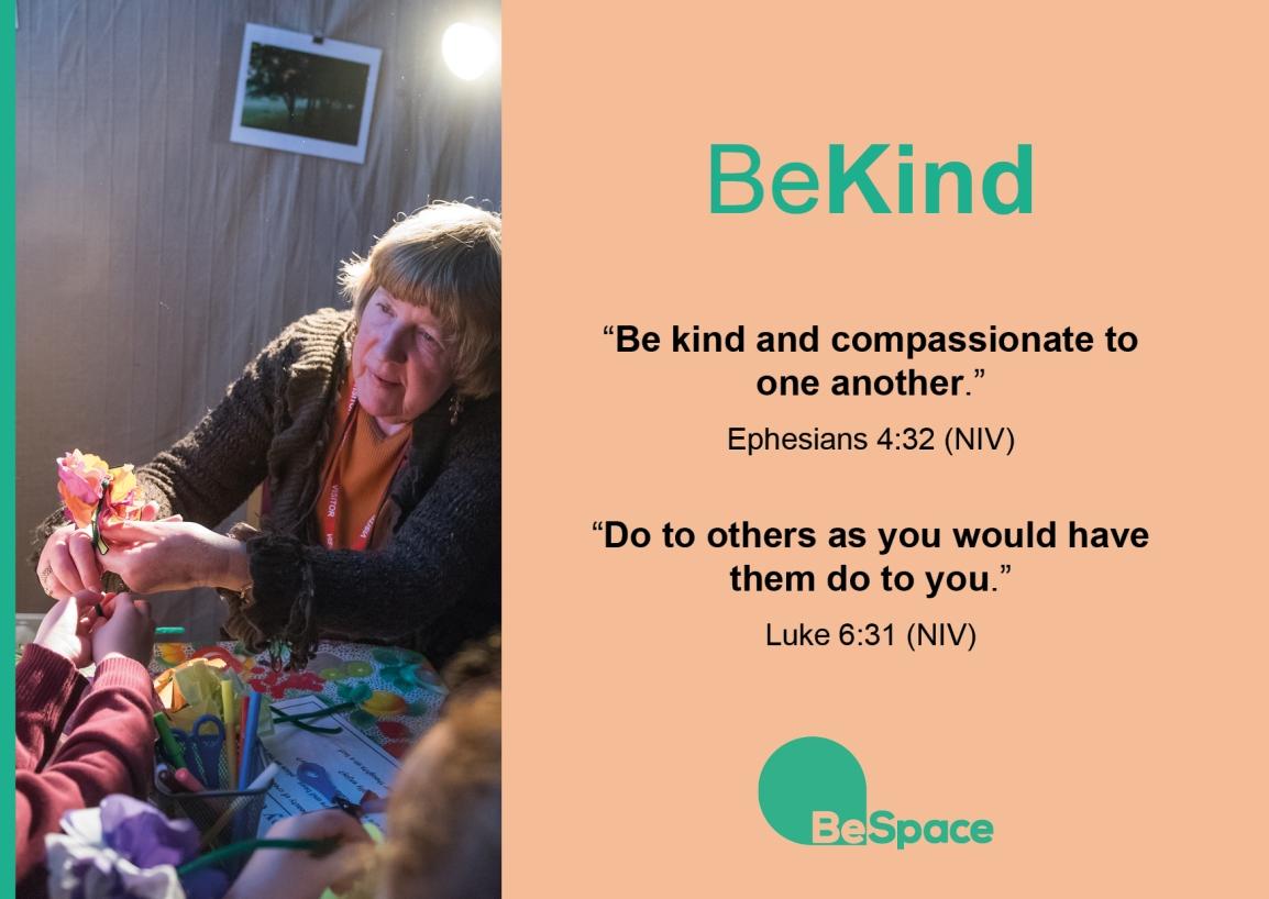 BeKind postcard #3