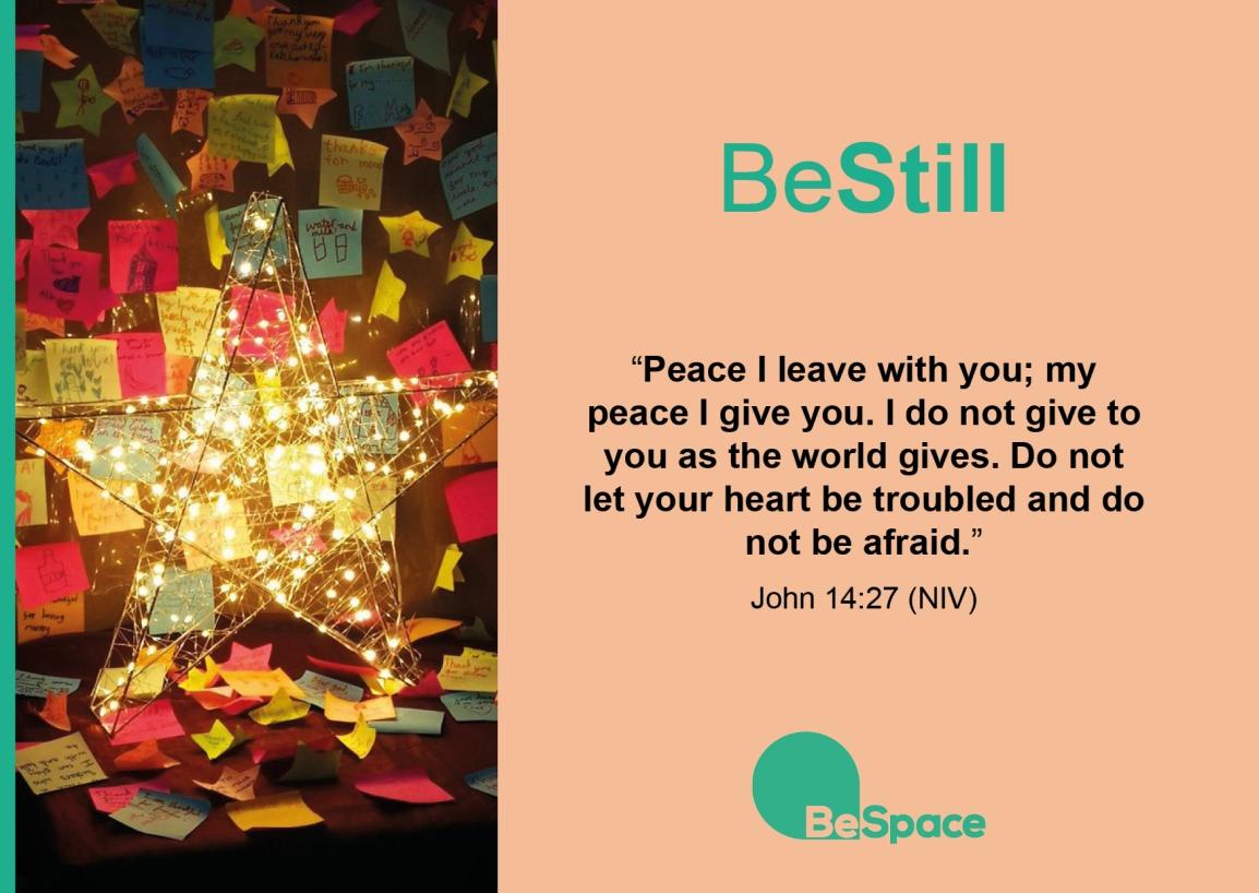 BeStill postcard #4
